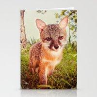 So Foxy! Stationery Cards