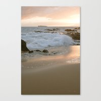 The Summons Canvas Print