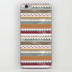 AZTEC STRIPES iPhone & iPod Skin