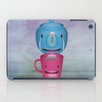 Tea Potty iPad Case