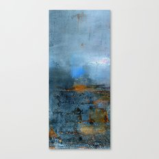 blue cloud Canvas Print