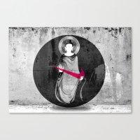 Bouddha Canvas Print