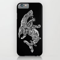 iPhone & iPod Case featuring the Shark by Peter Kramar