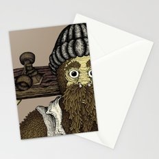 Skate Squatch Stationery Cards