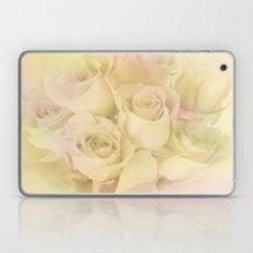 Soft Antique Roses Laptop & iPad Skin