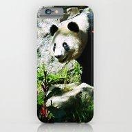 Panda Smile iPhone 6 Slim Case