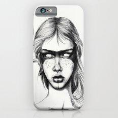 Nocturnal Warrior Sketch iPhone 6 Slim Case