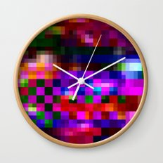 iubb127x4cx4ax4a Wall Clock