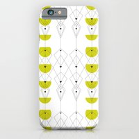 iPhone & iPod Case featuring 50ies Green by Luisa Mähringer
