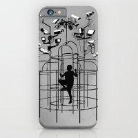 Supervision iPhone 6 Slim Case