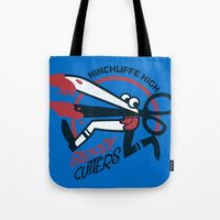 Bloody Cutters Tote Bag