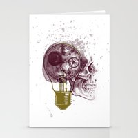 Not Too Late For Ideas Stationery Cards