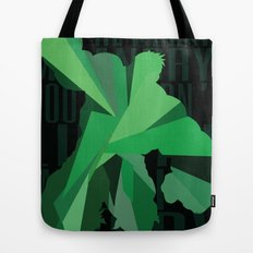 The Hulk - Quote Tote Bag