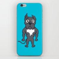 Bluie iPhone & iPod Skin