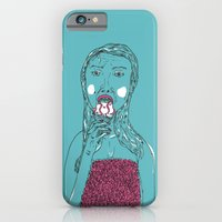 iPhone & iPod Case featuring Ice Cream? by Shane Noonan