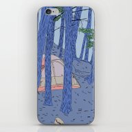 iPhone & iPod Skin featuring Early Morning by Fernanda S.