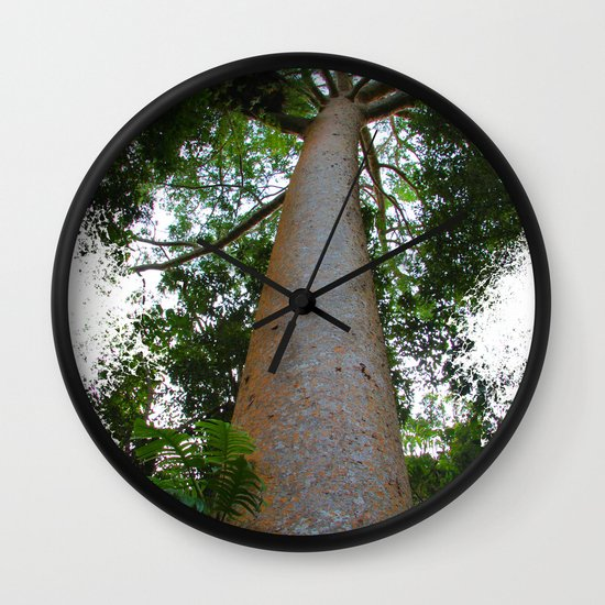 not just another tree Wall Clock