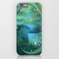 Starlit Lake. iPhone 6 Slim Case