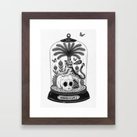 Wonders of Life I Framed Art Print
