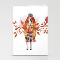 Alice Wonders Stationery Cards