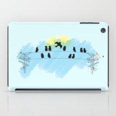 Pájaro iPad Case