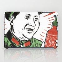 Mao Sauce iPad Case