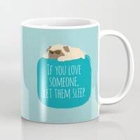 If You Love Someone,  Le… Mug