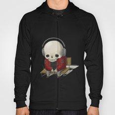 Music Skull Hoody