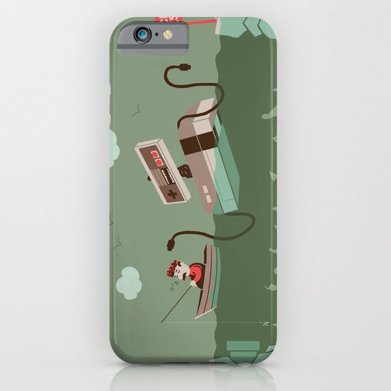 Loch NES V.2 iPhone & iPod Case
