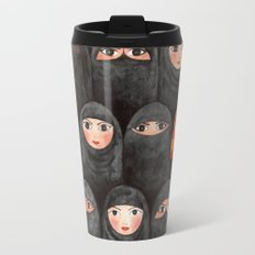 RUSSIAN IN ARABIC WORLD Travel Mug