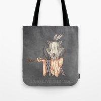 Long Live The Dead - Rac… Tote Bag