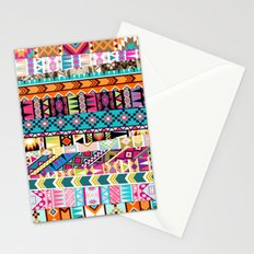 Tribal Mix Stationery Cards