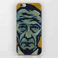 Burroughs iPhone & iPod Skin