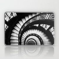 The Downward Spiral Laptop & iPad Skin