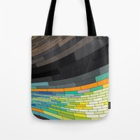Revenge of the Rectangles II Tote Bag