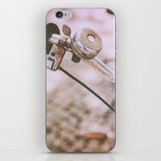 Ride free iPhone & iPod Skin