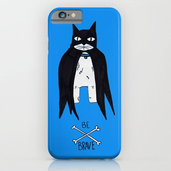 Be Brave iPhone & iPod Case
