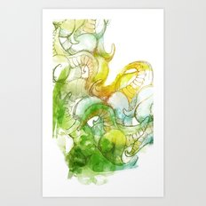 Ventouse Art Print