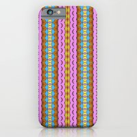 iPhone & iPod Case featuring Candy Stripes by Karma Cases