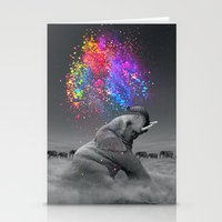True Colors Within Stationery Cards