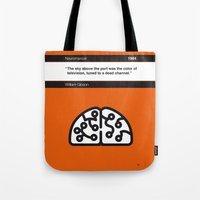 No030 MY Neuromancer Boo… Tote Bag
