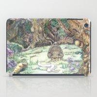 RHX Forest Logo iPad Case