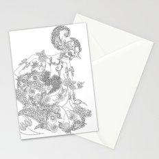 WAYANG WERKUDORO Stationery Cards