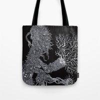 Life of Oceans: The Sea Dragon Tote Bag