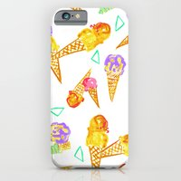 iPhone & iPod Case featuring Ice Cream by Aaryn West