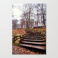 Silkeborg Canvas Print