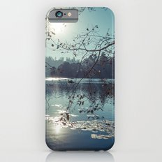 India - Blue lake iPhone 6 Slim Case