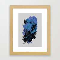 Pollination Framed Art Print