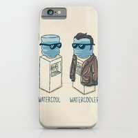 iPhone & iPod Case featuring Watercool by WanderingBert / David Creighton-Pester