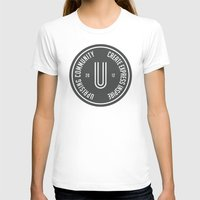 community T-shirts featuring Uprising Community by Uprising Community